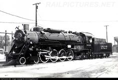 RailPictures.Net Photo: SLSF 1527 St. Louis & San Francisco Railroad (Frisco) Steam 4-8-2 at Mobile, Alabama by silverrailsgallery.com