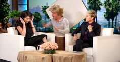 All the Times Selena Gomez Has Been a Victim of Ellen DeGeneres's Scares