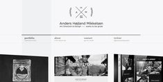 61 Beautiful Black & White Website Design Inspirations