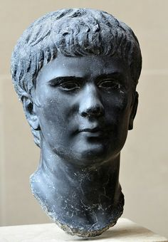 Ancient Rome - Agrippa Postumus is executed under mysterious. Ancient Rome, Ancient Art, Louvre Museum, Famous Sculptures, Roman Sculpture, Roman History, Roman Art, Roman Empire, Tuna