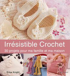 Irresistible crochet d Erika Knight - Laines à tricoter
