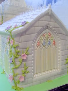 Church cake, via Flickr.