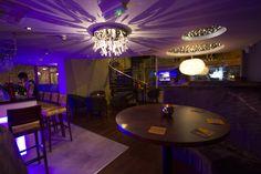 Indian Edge, Lounge