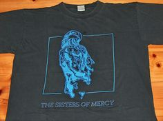 Sisters of Mercy 1993 Raretour Shirt Type O Negative Fields of The Nephilim | eBay