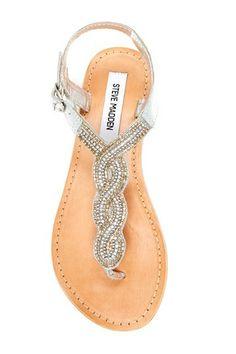 These Steve Madden sandals...love