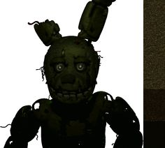 Springtrap Left Side Jumpscare