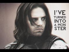 Bucky Barnes | I've Turned into a Monster - YouTube THIS SONG IS SO PERFECT FOR THIS VID!!!! AHHHHH!!!!