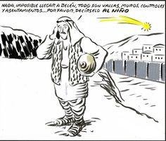 Repugnante caricatura de El Roto
