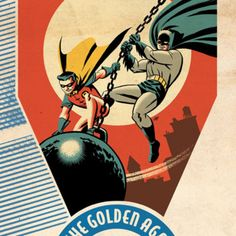 Under appreciated co-creator of Batman and Robin and Green Lantern along with the most notable DC characters ever, Bill Finger began writing during the Golden-age of comics. He has been inducted into the Eisner and Jack Kirby Hall of Fames. He also has an award named after him.