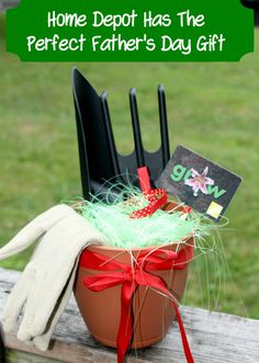 The Home Depot Has The Perfect Gift For Dad | Makobi Scribe---$100 Home Depot gift card giveaway