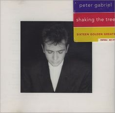 Peter Gabriel Shaking The Tree Sixteen Golden Greats