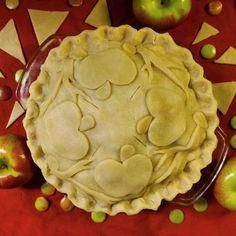 Scraps. Apple pie pre-bake! Accompanied by leftover pie crust and apple peel. Also I got all artsy on that pie!  #cy365 #pie #apple #applecrest #cortland #applepie #applepeel #piecrust #scraps #pieart #artpie #art #artistic #homemade #bake #baking #kingarthurflour
