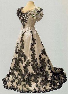Glamorous Edwardian Gown
