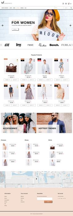 Mannerway - Clothes & Accessories PrestaShop Theme #63338 - https://www.templatemonster.com/prestashop-themes/responsive-prestashop-theme-63338.html