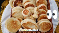 Sweet Gorditas Recipe, Gorditas Recipe Mexican, Cake Roll Recipes, Dessert Recipes, Lechera Recipe, Natas Recipe, Mexican Sweet Breads, Best Mexican Recipes, Individual Desserts