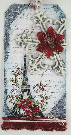 Suzanne's Stamping Spot: Christmas in Paris