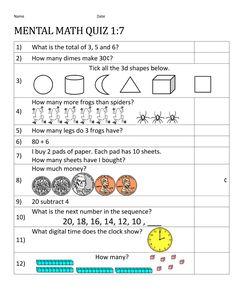 Grade Time Worksheets For Printable. Grade Time Worksheets - Grade Math Worksheet For Kids - Math Worksheet for Kids Year 7 Maths Worksheets, Free Printable Math Worksheets, Subtraction Worksheets, Homeschool Worksheets, Printable Menu, Addition Worksheets, Letter Worksheets, Math Addition, Printable Templates