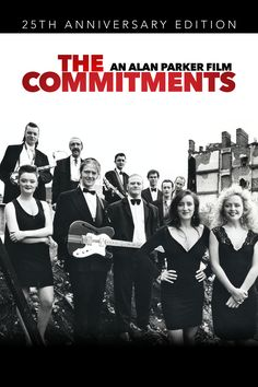 The Commitments Movie Poster - Classic Movie