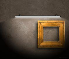 STREET/A3-LED profile for wall installation with rigid or adjustable brackets. STREET/A3-profilo LED per installazione a parete tramite staffe rigide o orientabili.