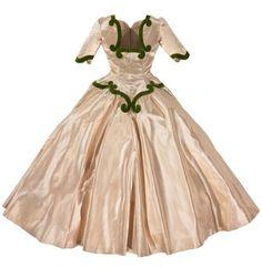 1939 Infanta dress | Cristobal BALENCIAGA (designer) | National Gallery of Victoria, Melbourne