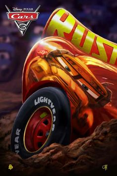 Rumble with Andytdm Disney Pixar Cars, Disney Cars Wallpaper, Lightening Mcqueen, Ever After Dolls, Cars Land, Disney Rooms, Disney Posters, Car Memes, Car Engine