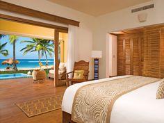 Zoetry Agua Punta Cana in Punta Cana, Dominican Republic - All Inclusive Deals Punta Cana All Inclusive, All Inclusive Deals, All Inclusive Honeymoon, Honeymoon Suite, Honeymoon Ideas, Beach Vacations, Vacation Places, Beach Hotels, Vacation Destinations