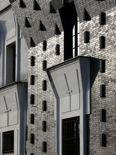 Church of Sacred Heart, Llubljana - Joze Plecnik