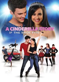 Its a Wonderful Movie - Your Guide to Family Movies on TV: 'A Cinderella Story: If the Shoe Fits' - a Network Television Premiere on Freeform