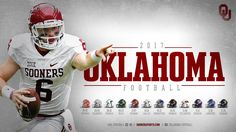 14 Best Oklahoma University Football Images Oklahoma University