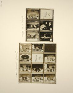 Scenes form the Rodgers and Hart stage musical Dearest Enemy, from the NYPL