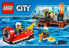 LEGO City Fire 2015 - Istruzioni di montaggio - LEGO.com