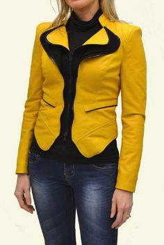 women leather jacket giacca pelle donna chaqueta de cuero кожаная куртка женщина