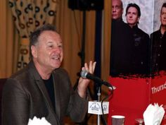 He is looking ssoooo good right now! Beautiful man! #JimKerr at Simple Minds press conference, Dubai, January 2016
