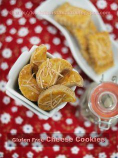 Kedai Rachmah: Cheese Cookies - Gluten Free