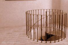 Zábradlíčko ve Valdštejnském paláci.