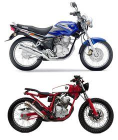 Deus Scopio 225, custom, dogsville.es, moto