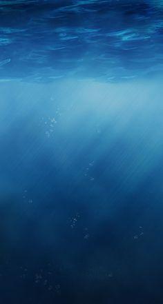 Ios 8 wallpaper. Water.