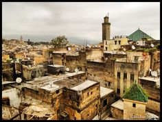 """Fes or Fez (Arabic: فاس [Fās], French: Fès) is the third largest city in Morocco —after Casablanca and Rabat— with a population of just over one million. It is the capital of the Fès-Boulemane region. Fes, a former capital, is one of the country's four """"imperial cities,"""" the others being Rabat, Marrakech and Meknes. It comprises three distinct parts, Fes el Bali (the old, walled city), Fes-Jdid (new Fes, home of the Mellah) and the Ville Nouvelle (the French-created, newest section of…"""