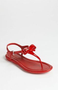 Prada Thong Sandal | Nordstrom