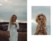 White dress: Mango, Heels: Yves Saint-Laurent …text under construction. Art Director, Yves Saint Laurent, Raincoat, White Dress, Stylists, Photography, Dresses, Style, Fashion