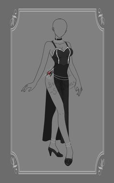 Adoptable: Clothing: 315 (CLOSED) AUCTION by Biological-Solutions