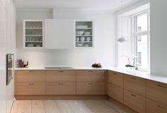 Køkkensnedkeren.dk - Køkken FyrGI12-1 - Eksklusive kvalitetskøkkener i ægte…