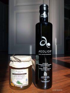 Authentic Greek honey & virgin olive oil | Greek olives are harvested, pressed and bottled without preservatives.
