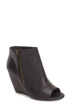 cheap for discount 0a52c d9c92 BC Footwear  Rebellion  Peep Toe Wedge Bootie (Women) available at   Nordstrom