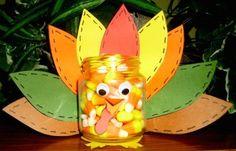 turkey~ do in mason jar size