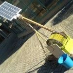 Solar-powered DIY Washing Machine