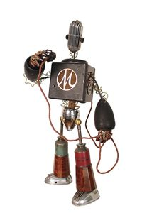 """This is """"Mike"""" - Robot Unplugged"""