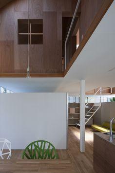 House+in+Kawanishi+/+Tato+Architects