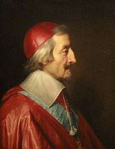 Philippe de Champaigne, Cardinal de Richelieu