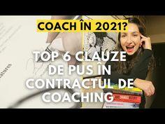 În cazul în care și tu ai o afacere în coaching, hai să vezi la ce pericole te expui atunci când NU ai un contract profesionist! Business Coach, Romania, Coaching, Youtube, Training, Youtubers, Youtube Movies